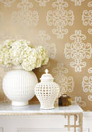 Thibaut Design Caballo in Neutral Resource