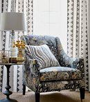 Thibaut Design Dhara Stripe in Paramount