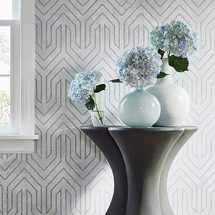 Colburn Chevron from Savoy Collection