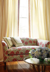 Suzani & Laundered Linen from Shangri-La Collection