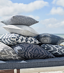 Thibaut Design Indigo Group in Solstice