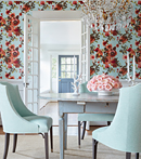 Thibaut Design Open Spaces in Summer House