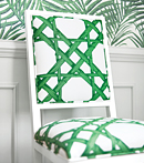 Thibaut Design West Palm in Summer House