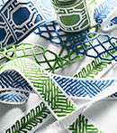 Thibaut Design Tapes & Trims Kelly & Bermuda Series in Tapes & Trims