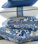 Thibaut Design Tapes and Trims Blue & White Series in Tapes & Trims