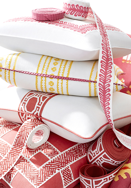 Tapes & Trims Coral Series from Tapes & Trims Collection