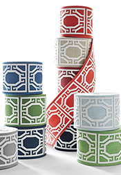 Gate Applique Tape from Tapes & Trims Collection