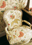 Thibaut Design Chinoiserie Floral in Tea House