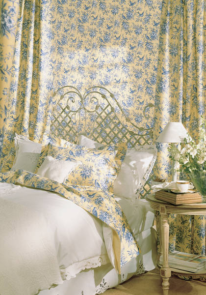 Chelsea Morning Toile From Toile Portfolio Collection