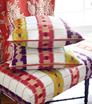 Thibaut Design Sri Lanka Embroidery in Trade Routes