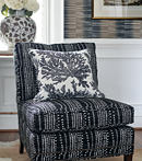 Thibaut Design Mekong Stripe in Tropics