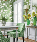 Thibaut Design Palm Botanical in Tropics