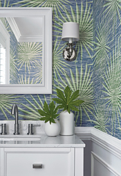 Palm Frond from Tropics Collection