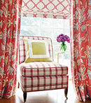 Thibaut Design Chandler Check in Woven Resource 9: Stripes & Plaids