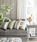 Thibaut Design Sheridan Stripe in Woven Resource 9: Stripes & Plaids