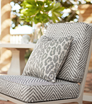 Thibaut Design Linea Chevron in Oasis