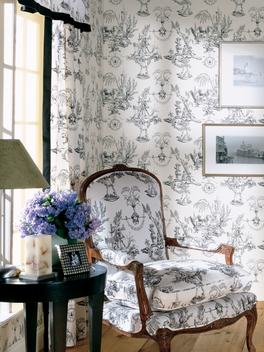 Toile Portfolio collection | Thibaut