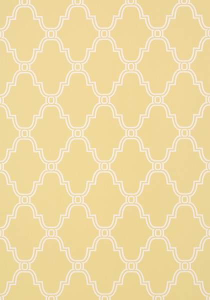 Stanbury Trellis Yellow T35118 Collection Graphic Resource From