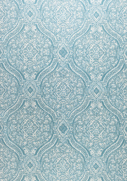 Tulsi Paisley Spa Blue W80314 Collection Calypso From